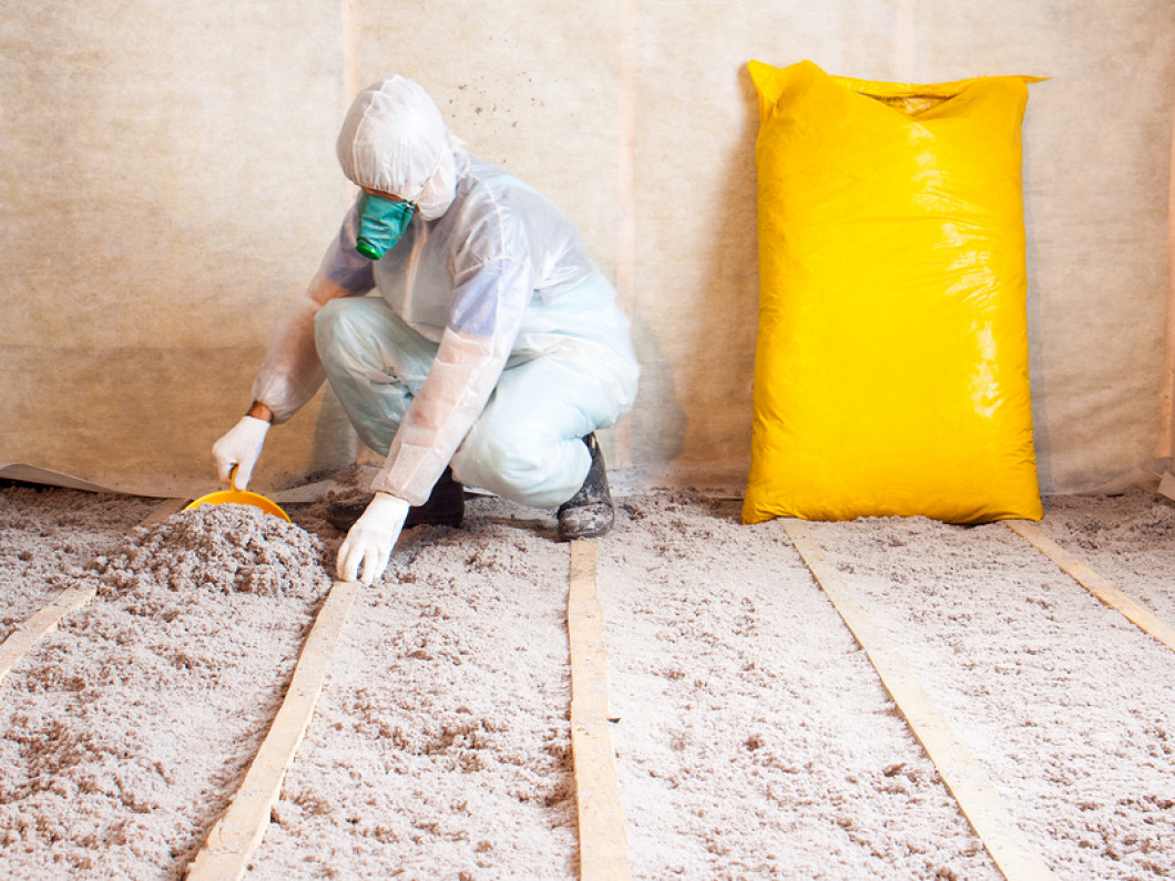 3 reasons to choose cellulose insulation over other materials
